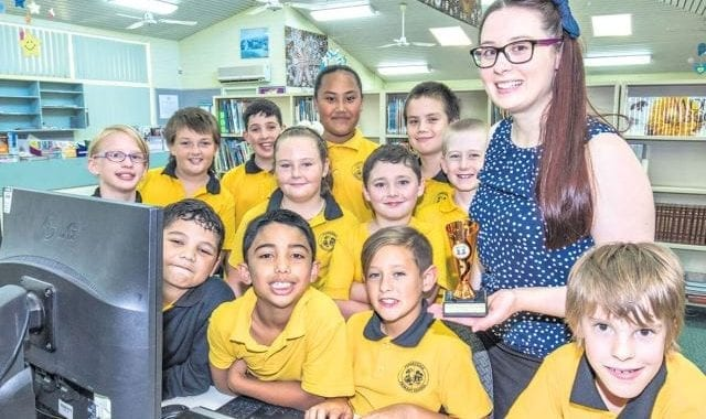 Forrestdale Students Place Third In the World