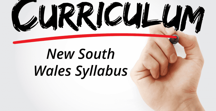 Keyboarding and typing and the New South Wales (NSW) Syllabus