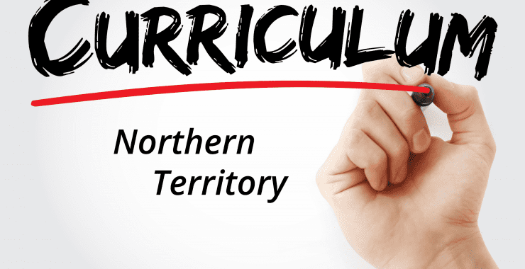 Keyboarding and typing in the Northern Territory (NT) Curriculum