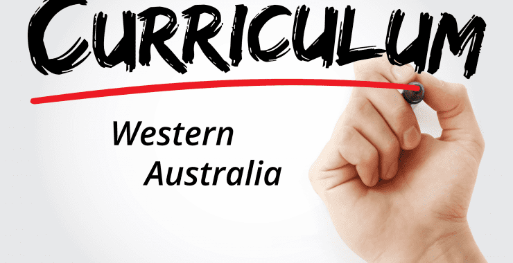 Keyboarding and typing in the Western Australia (WA) Curriculum