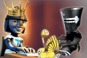 Typing Tournament Dark Typist 2