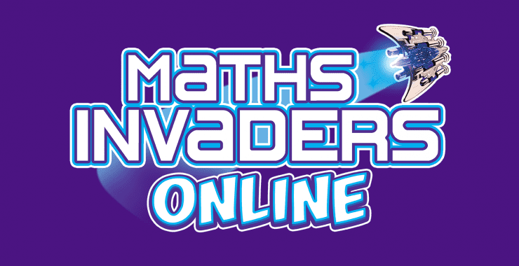 Cool Math Game In Maths Invaders Online!