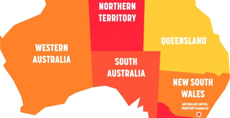 Official NAPLAN Online Information, State-by-State