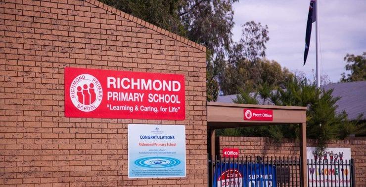 Richmond Primary School Blitzes Maths Skills
