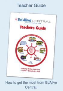 EdAlive Central Teacher Guide