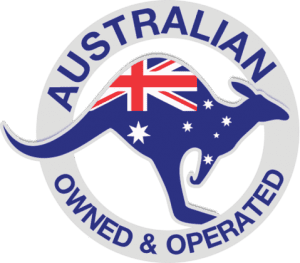 Australian made and operated