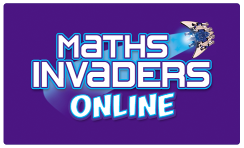 Cool Maths Games In Maths Invaders Online!