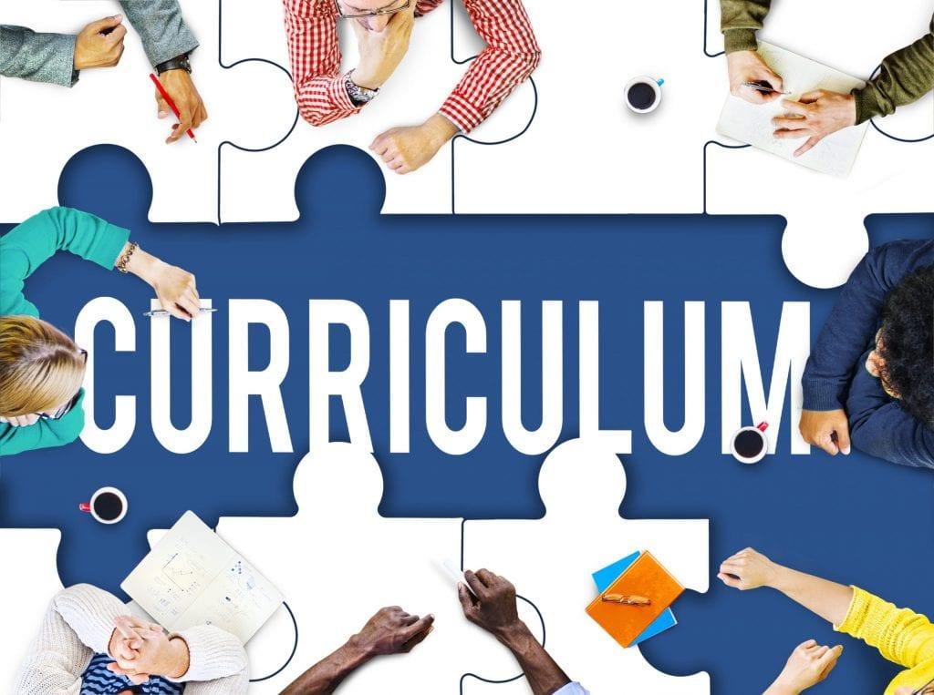 Curriculum jigsaw