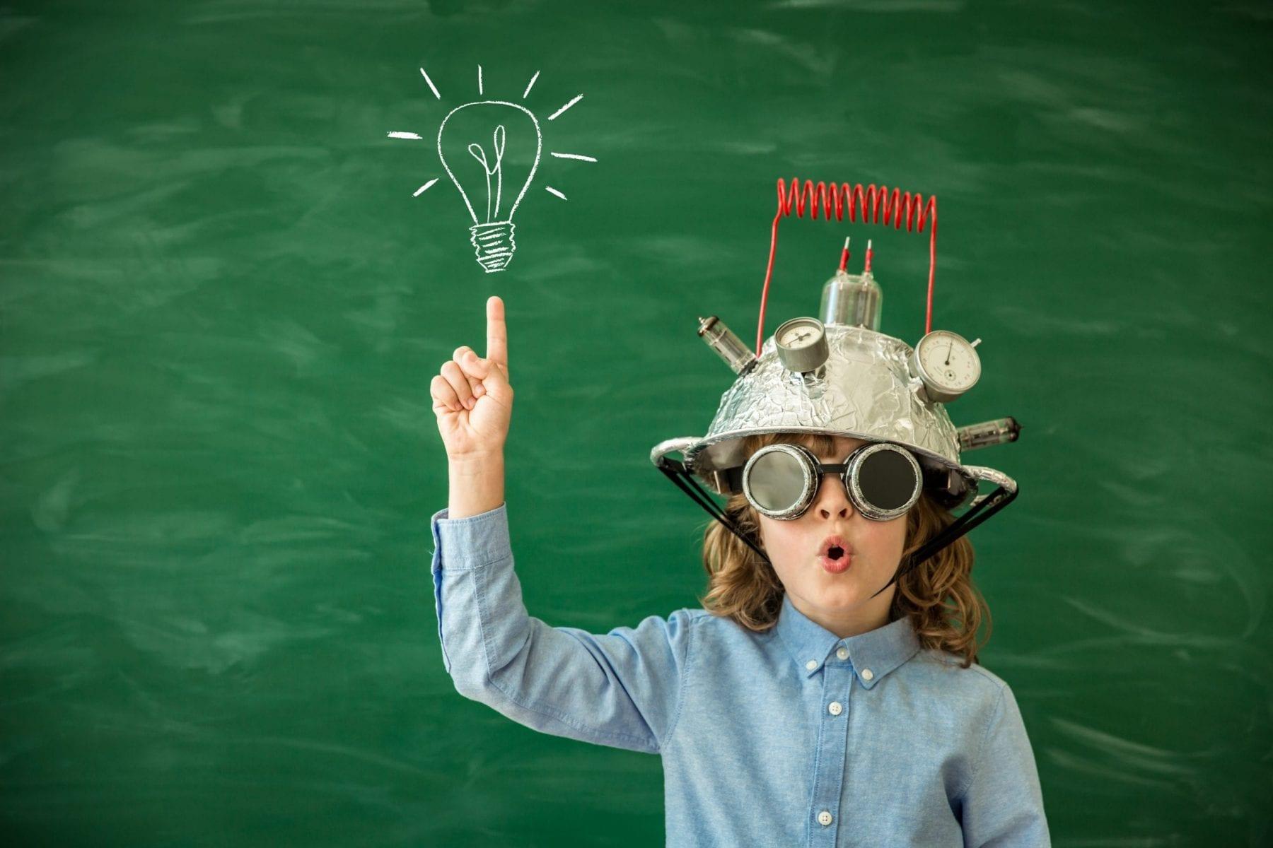 A bright idea