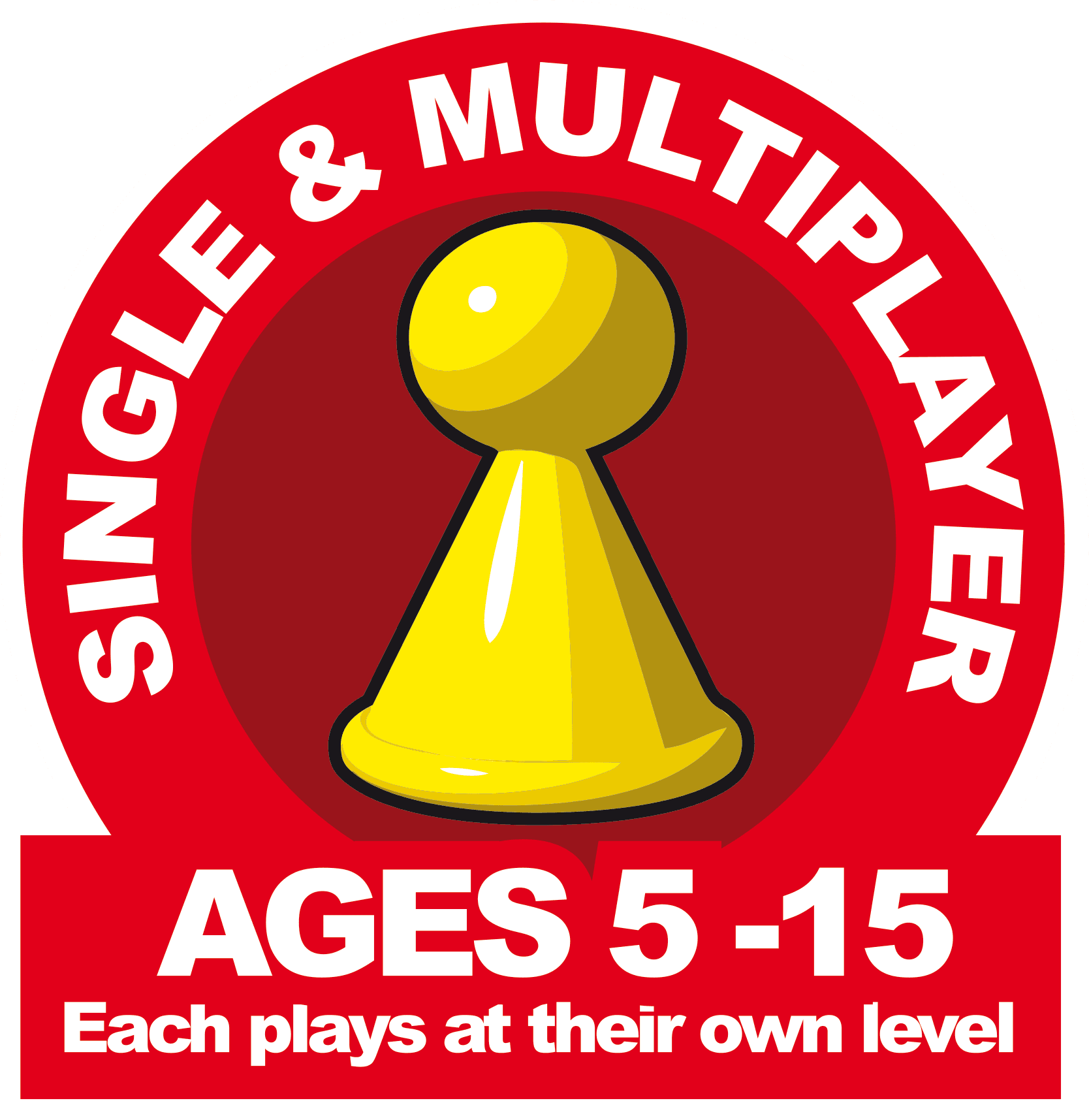 Single and Multiplayer game icon