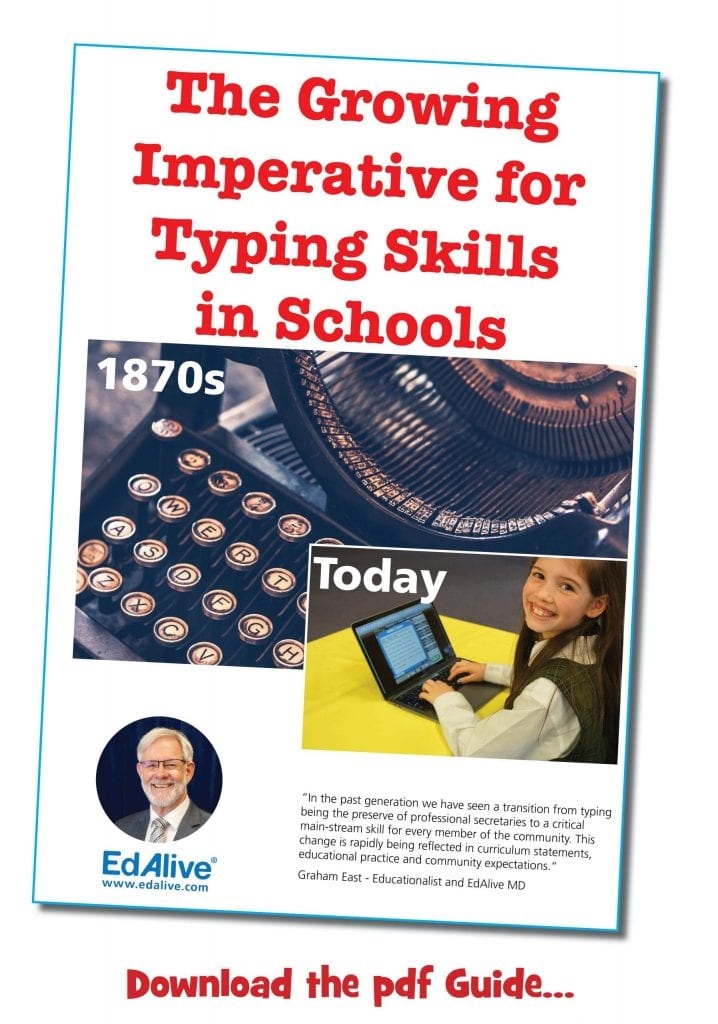 The Growing Imperative for Typing in Schools
