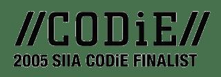 CODiE Award Finalist
