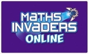 maths invaders