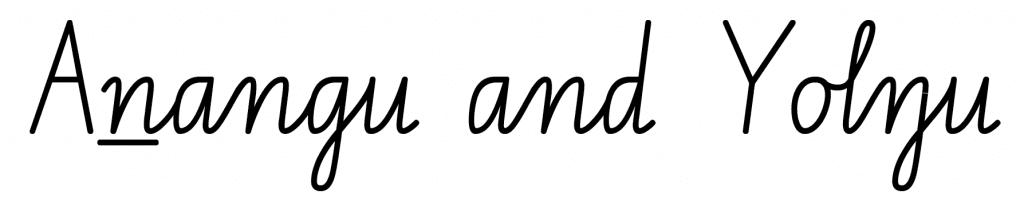 yougnu anangu