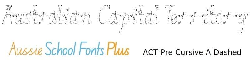 ACT-Foundation-Pre-Cursive-Arrow-Dashed