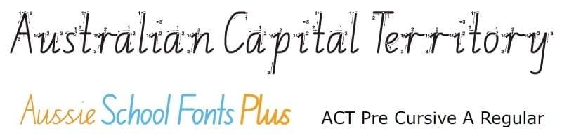 ACT-Foundation-Pre-Cursive-Arrow-Solid
