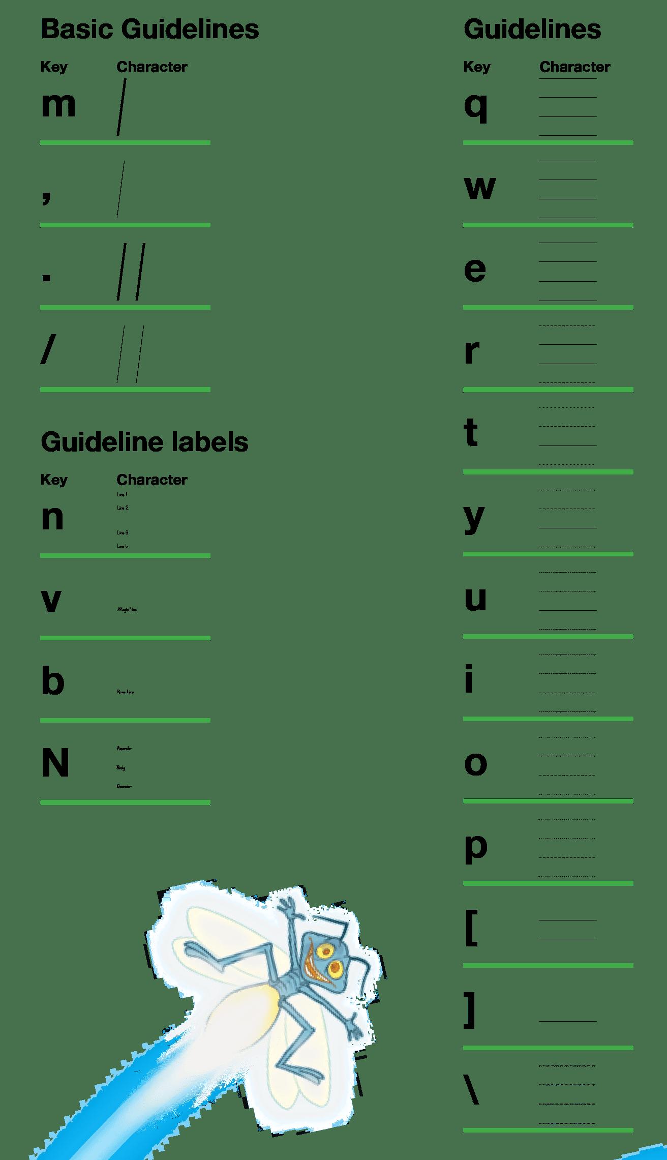 Australian-School-Font-Utility-Font-Characters
