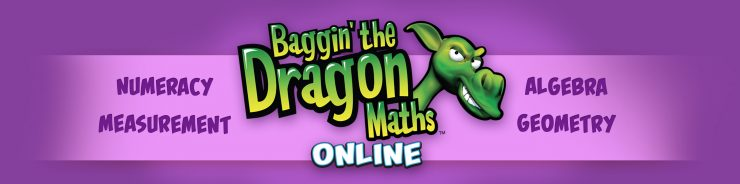 Boost kids' learning with Baggin the Dragon Maths Online