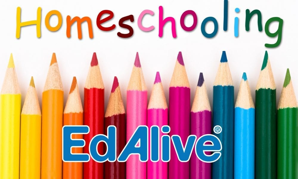 Help for Homeschoolers from EdAlive