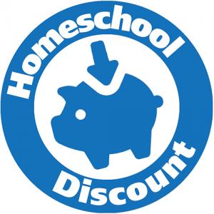 Homeschool Discount c