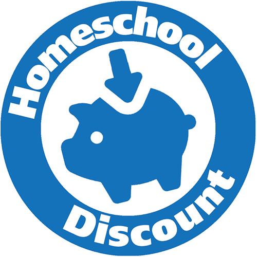 Homeschool discount logo