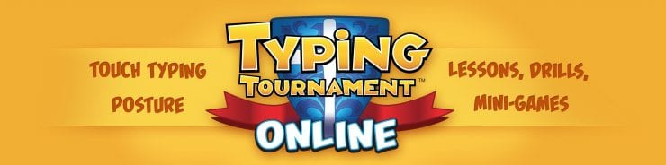 Boost kids' learning with Typing Tournament Online