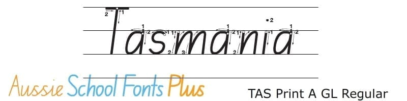 Tas-Modern-Cursive-Print-Arrow-Guide-Lined-Solid