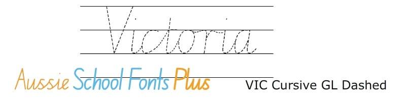 Vic-Modern-Cursive-Cursive-Guide-Lined-Dashed