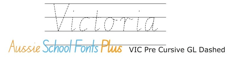 Vic-Modern-Cursive-Pre-Cursive-Guide-Lined-Dashed