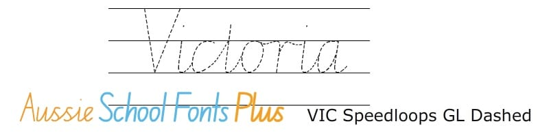 Vic-Modern-Cursive-Speed-Loops-Guide-Lined-Dashed