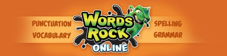 Boost kids' learning with Words Rock Online