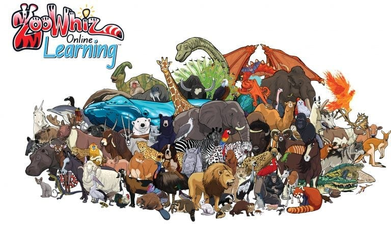 ZooWhiz group of animals