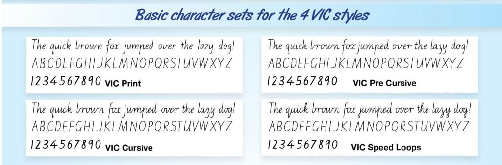 vic basic font examples.1