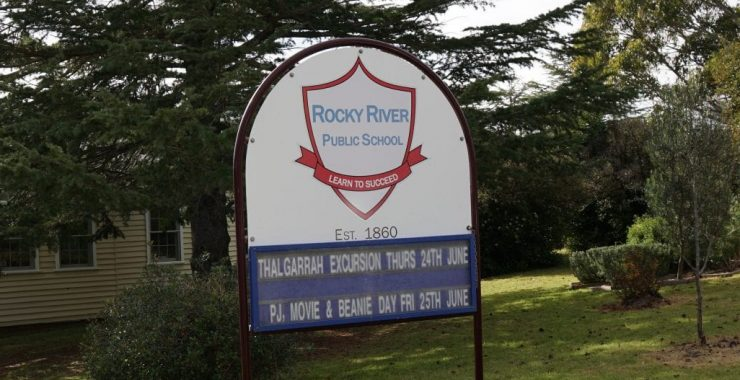 Rocky River Public School – 23nd June 2021